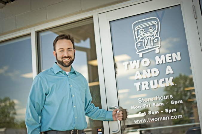 TWO MEN AND A TRUCK Franchising opportunities